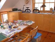 The second level dry studio